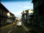 Drive through Shanty Town / El Barrio (Latin America) video