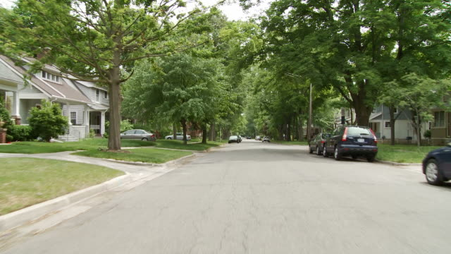 Driving 04 suburbs video