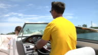 Driving a boat video