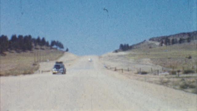 Driving Across America (Archival 1950s) video