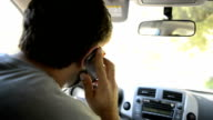 Driving And Talking On A Cell Phone video