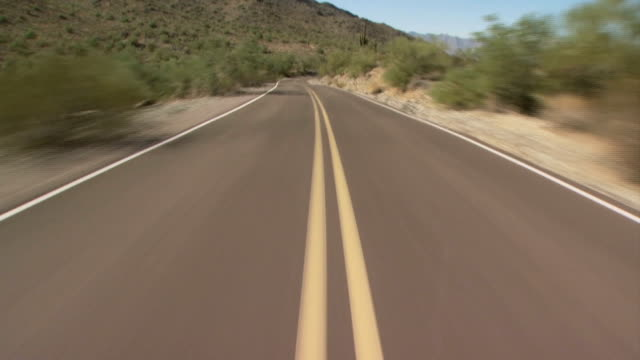 Driving down the long winding Road video