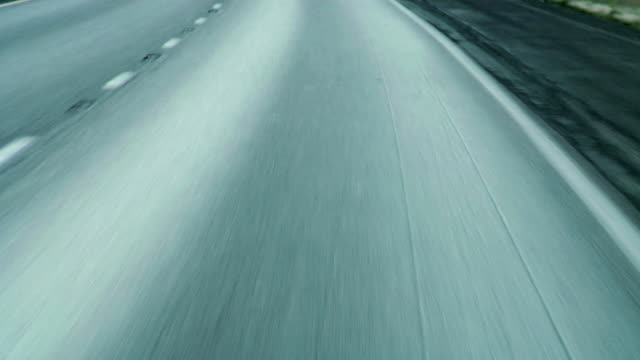 Driving Highway video