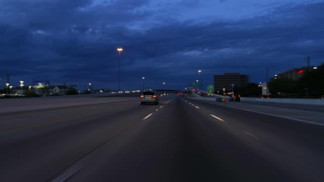 Driving in Austin, TX video