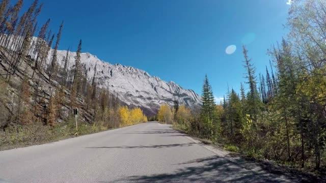 Driving in Canada POV video