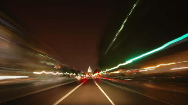 Driving in DC video