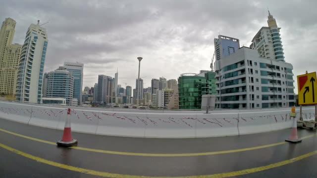 Driving in Dubai video