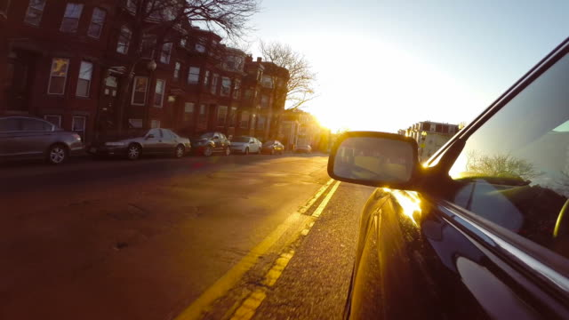Driving in the City video