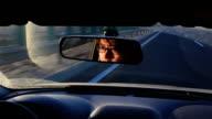 driving man video