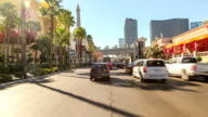 Driving Nevada Las Vegas video