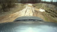 HD: Driving Off-Road video