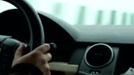 Driving on Highway video