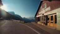 Driving on the Dolomites: Passo Sella video