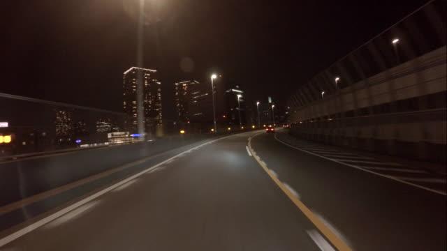 Driving on the Rainbow Bridge -4K- video