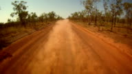 NTSC TIME LAPSE: Driving Outback video