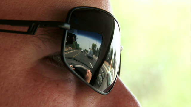 Driving reflection video