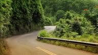 Driving the Road to Hana (Maui, Hawaii) video