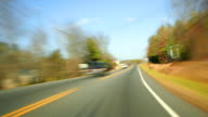 Driving Through Rural America Part 1 video