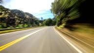 Driving Time Lapse Yosemite video