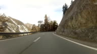 Driving trough Switzerland (HD) video