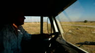 Driving Truck video