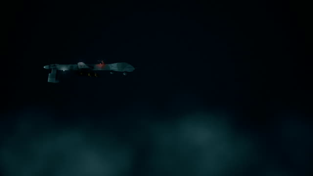 UAV Drone Flying video