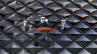Drone with surveillance camera video