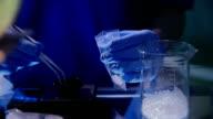 drug dealer putting crystal meth in bags video