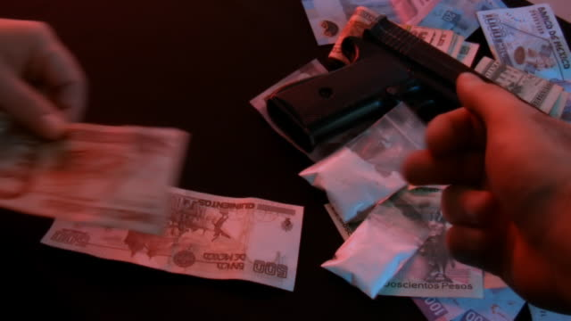 Drug Packet Buying (HD) video