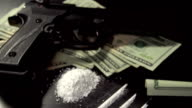 Drugs, guns, and money video