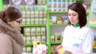 Drugstore Customer video