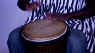 Drummer from Africa video