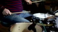 HD CLIP: Drums video