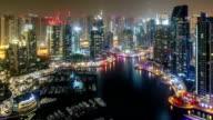 Dubai Time Lapse video