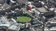Dublin - Aerial View - helicopter filming,  aerial video,  cineflex,  establishing shot,  Ireland video