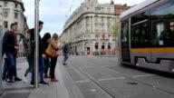 Dublin city center video