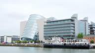 Dublin Convention Centre In North Wall Quay video