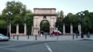 Dublin St Stephens Park Gate (Timelapse) video
