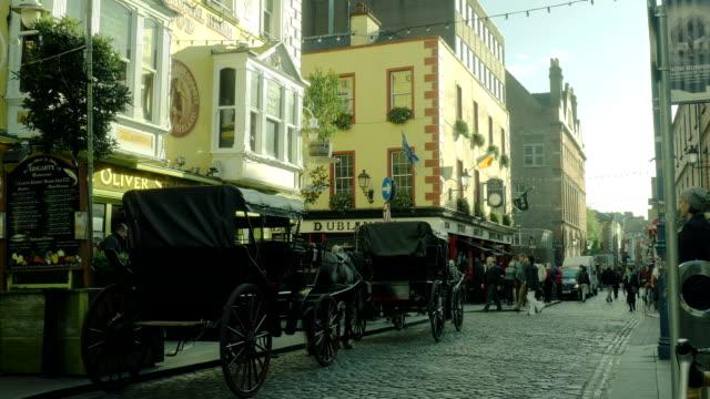 Dublin Temple Bar video
