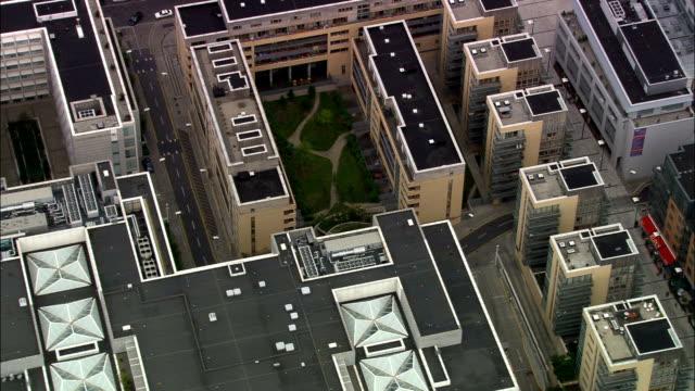 Dublin's Residential Estates  - Aerial View - Leinster, Ireland video