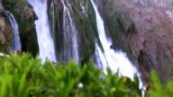 Duden waterfall in Antalya, Turkey video