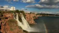 Duden waterfall video