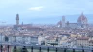 Duomo Florence cathedral landmark video
