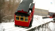 Duquesne Incline in the Winter video