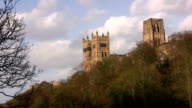 Durham cathedral south aspect video