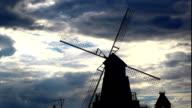 dutch windmill video