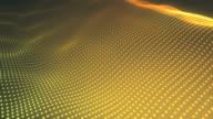 dynamic spots wave background video