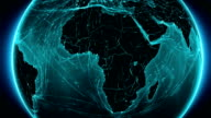 Earth connections. Africa. video