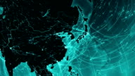 Earth connections. Asia. Japan-China. video