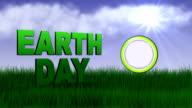 Earth Day Speech Ballon - HD1080 video